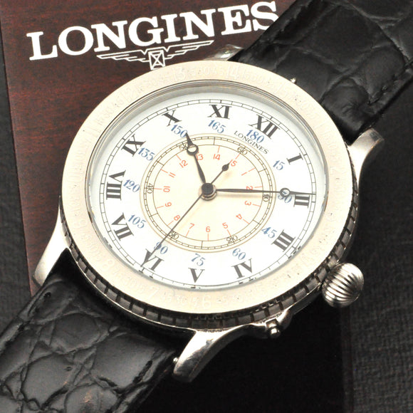 Longines Lindbergh, Hour Angle watch from the -80's