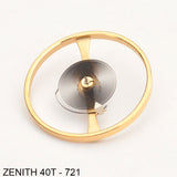 Zenith 40T-721, Balance, complete