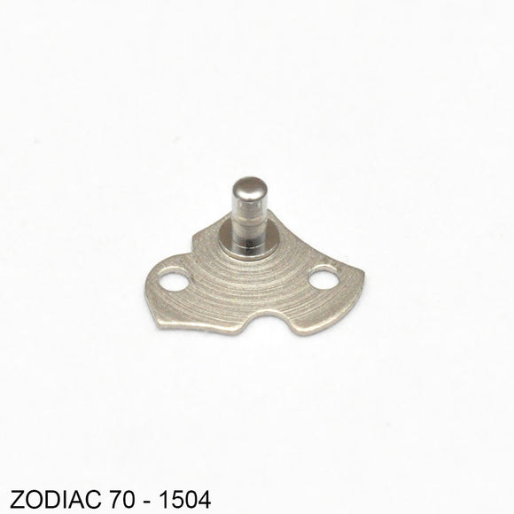 Zodiac 70-1504, Oscillating weight axle