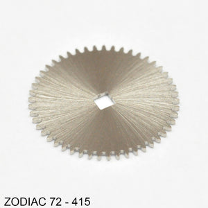Zodiac 72-415, Ratchet wheel