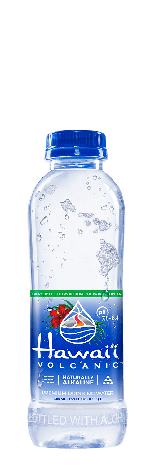 Hawaii Volcanic Water 500mL 24 Pack