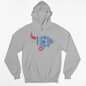 Grey Chicago Champion Hoodie - Unisex