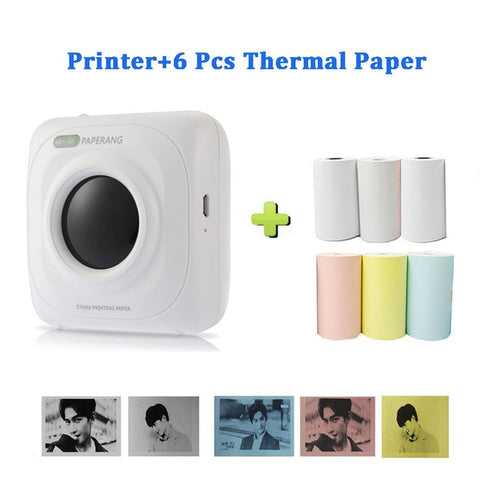 Mobile Phone Bluetooth Printer