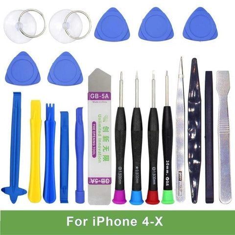 20 in 1 Mobile Phone Repair Tool Kit