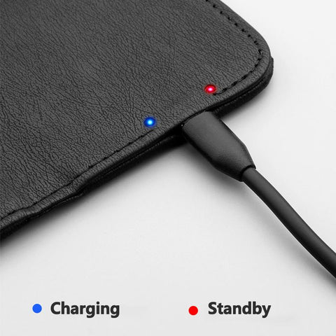 Wireless Charging Mouse Pad - Free