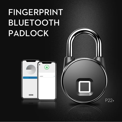 Rechargeable Smart Fingerprint Lock