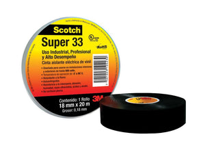 Cinta de PVC Scotch® SUPER 33