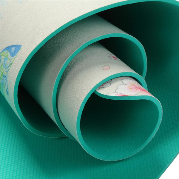 5mm Soft Yoga Mat Non-sli