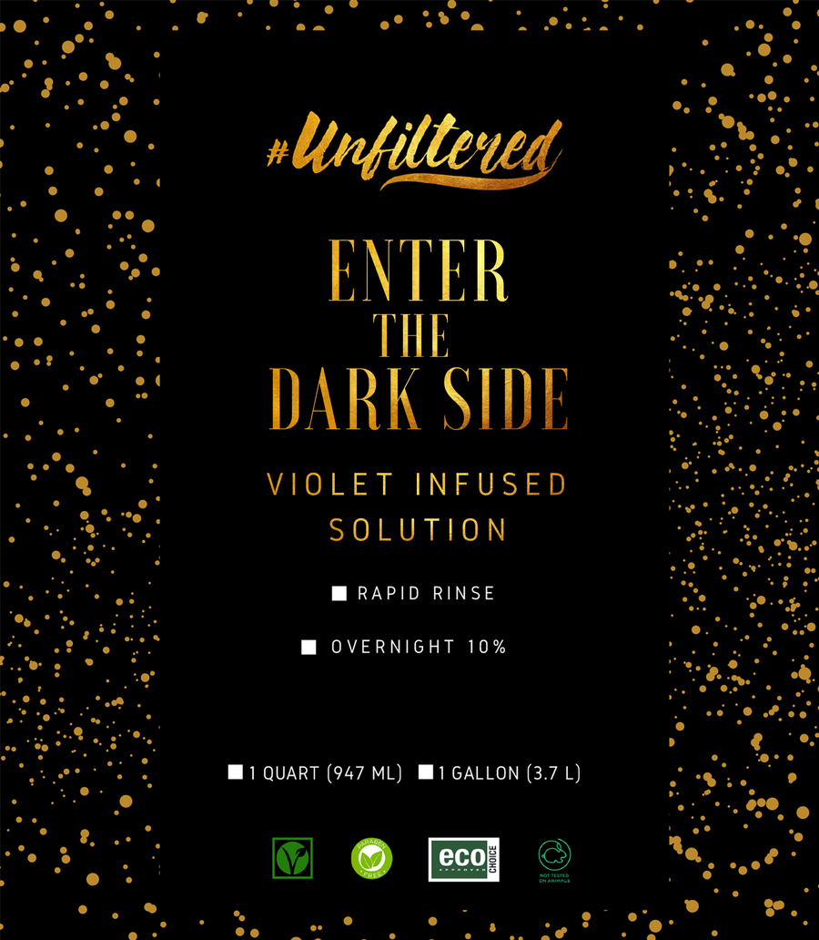 "#Unfiltered ""Enter the Dark Side"" No.14"