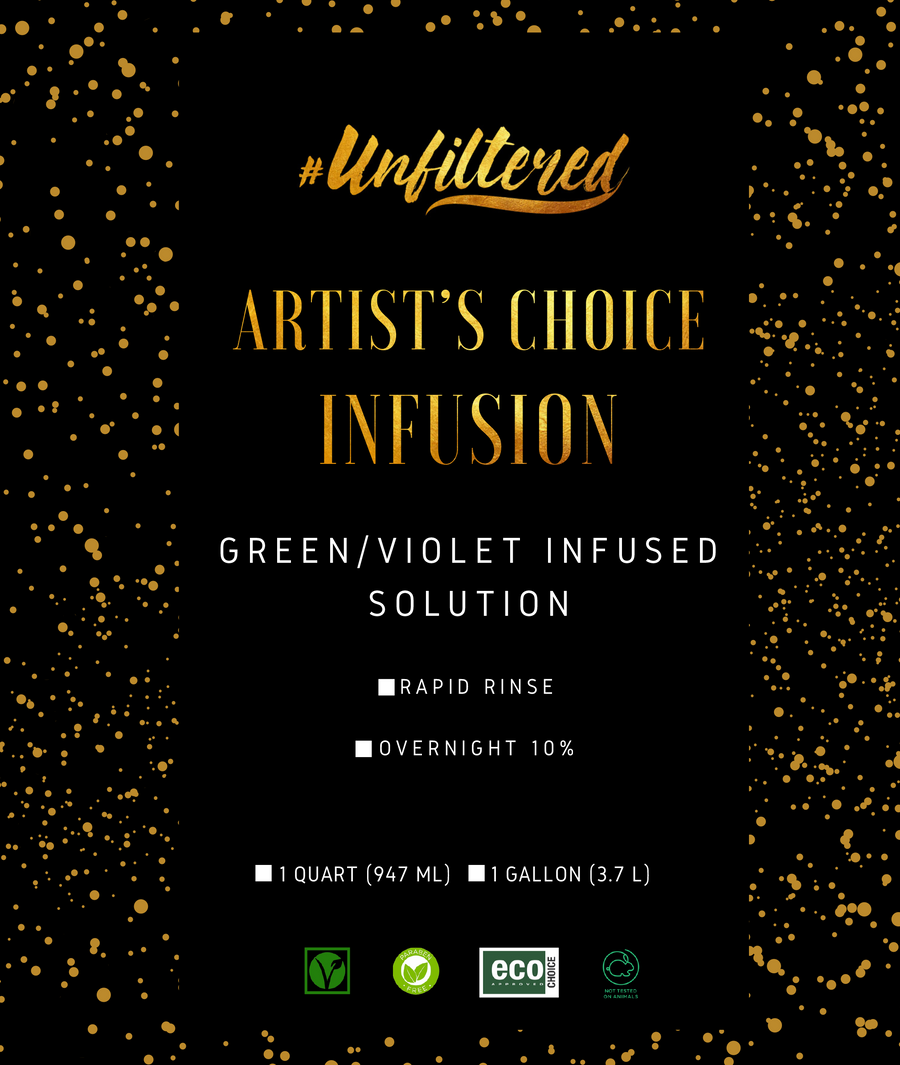 Artist's Choice, Infusion Sample