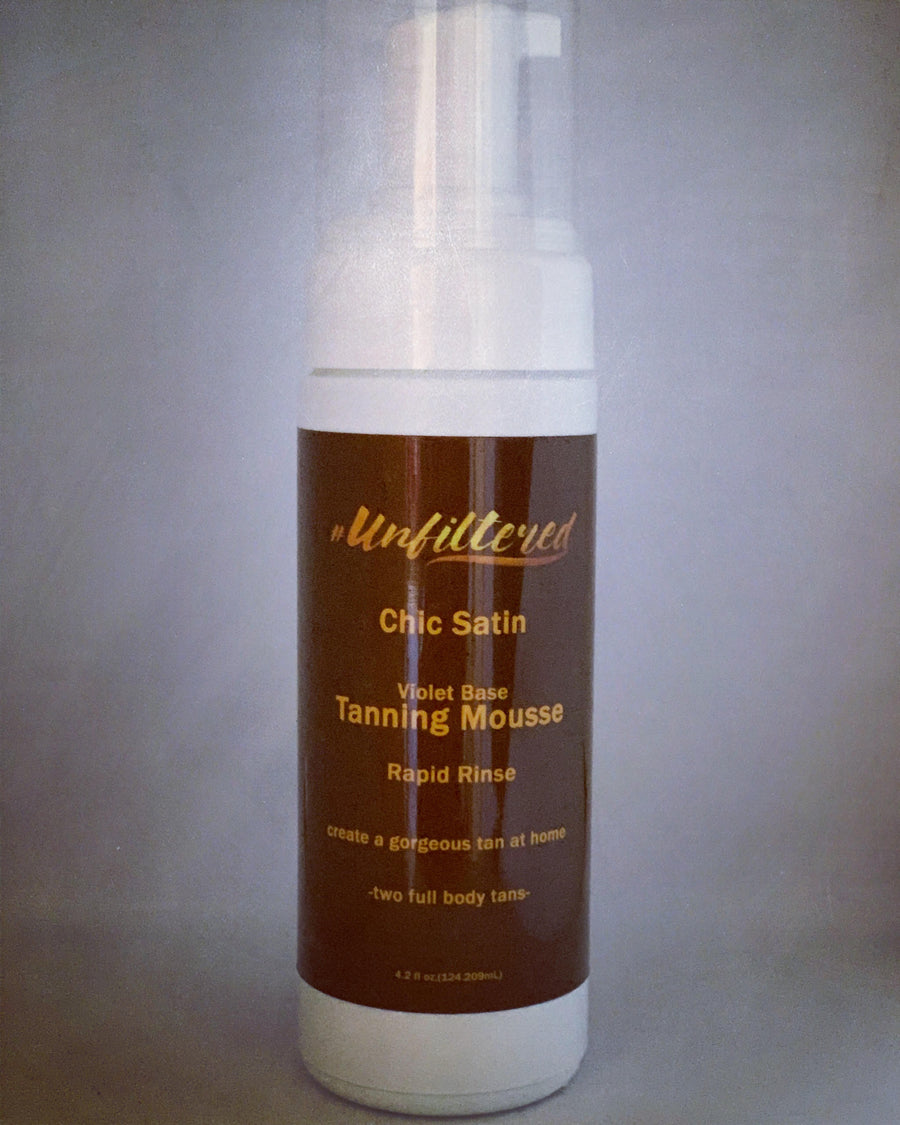 Tanning Mousse - Wholesale