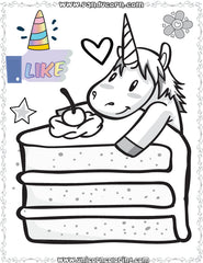 The Top 10 Benefits of Unicorn Coloring Books