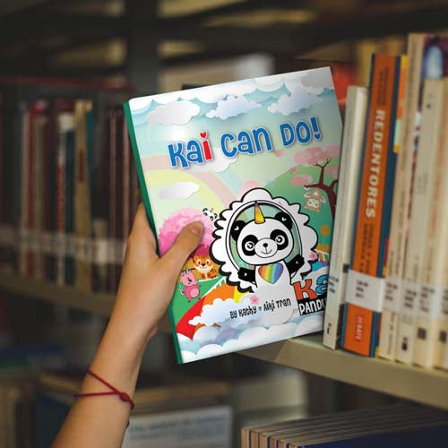 Kai Can Do Book - Panducorn.com