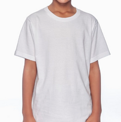 "Boys Youth Mid-Scoop Cotton ""Be Original Be You"" T-shirt - Panducorn.com"