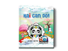 5 Paperback Gift Pack. Signed by Kai! - Panducorn.com