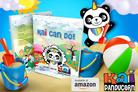 Kai Panducorn Book 1 HARDCOVER - Panducorn.com