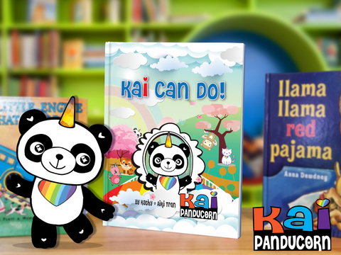 Kai Panducorn Book 1 PAPERBACK (SIGNED COPY) - Panducorn.com