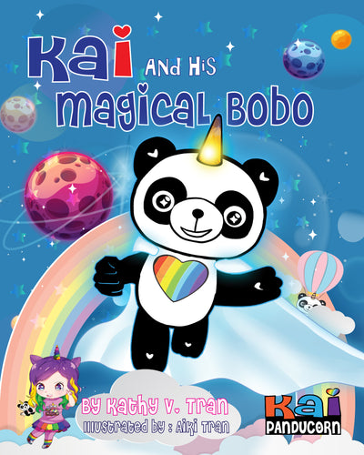 Kai and His Magical Bobo (Kai Panducorn Book 2)