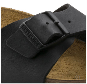 Birkenstock Madrid Black Birko-Flor Made In Germany