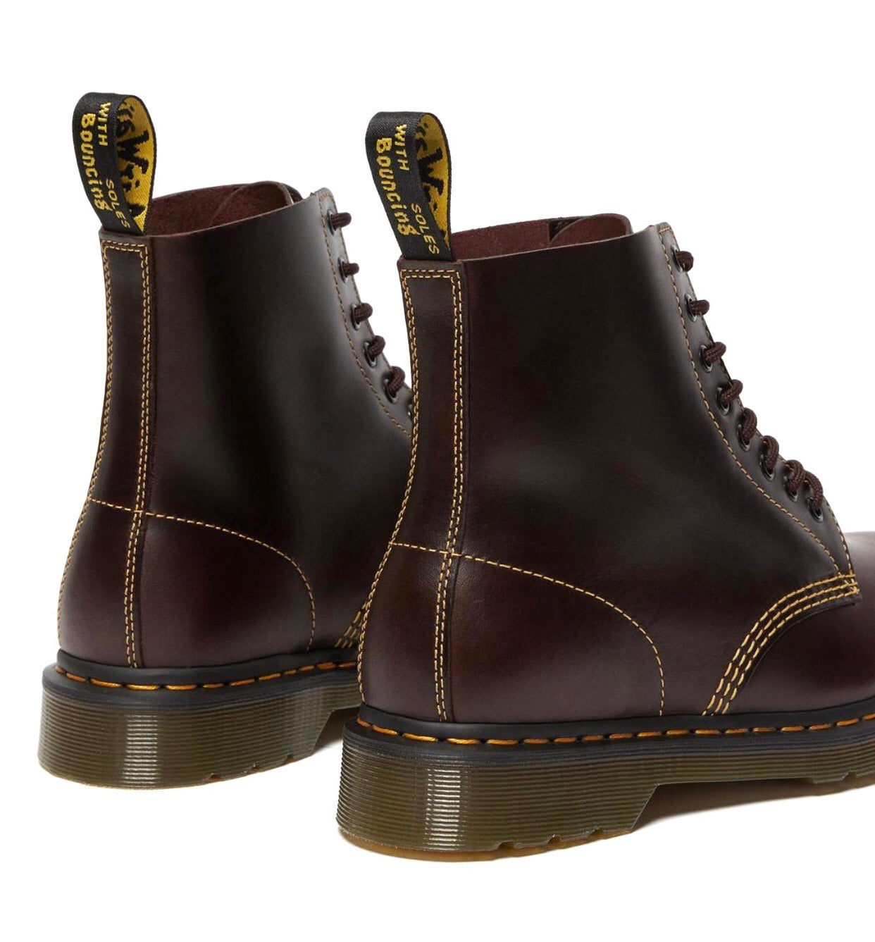 Dr. Martens 1460 Pascal Oxblood Atlas Ankle 8 Eyelet Boot