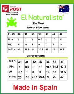 El Naturalista N296 Wood El Viajero 6 Eyelet Shoe Made In Spain