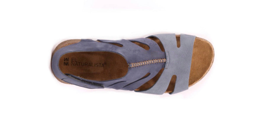 El Naturalista 5065 Ocean Vaquero Wakataua Sandal Made In Spain