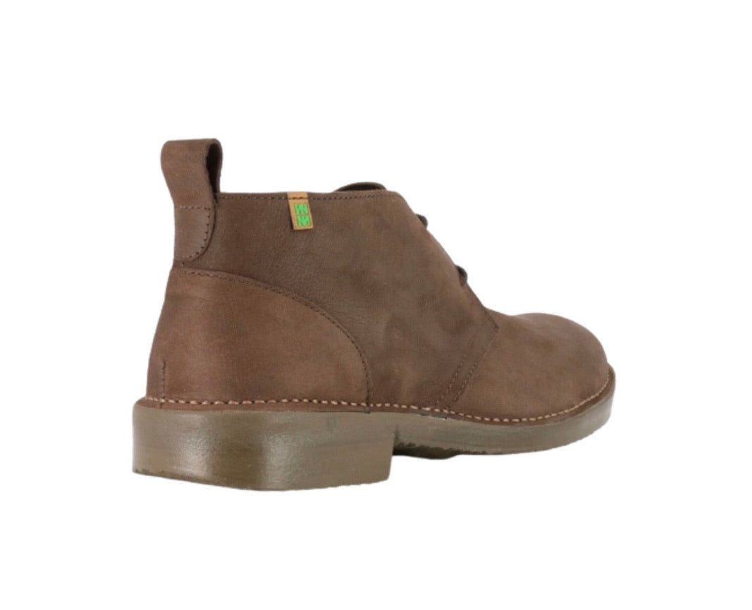 El Naturalista NG21 Brown 2 Eyelet Boot Made In Spain