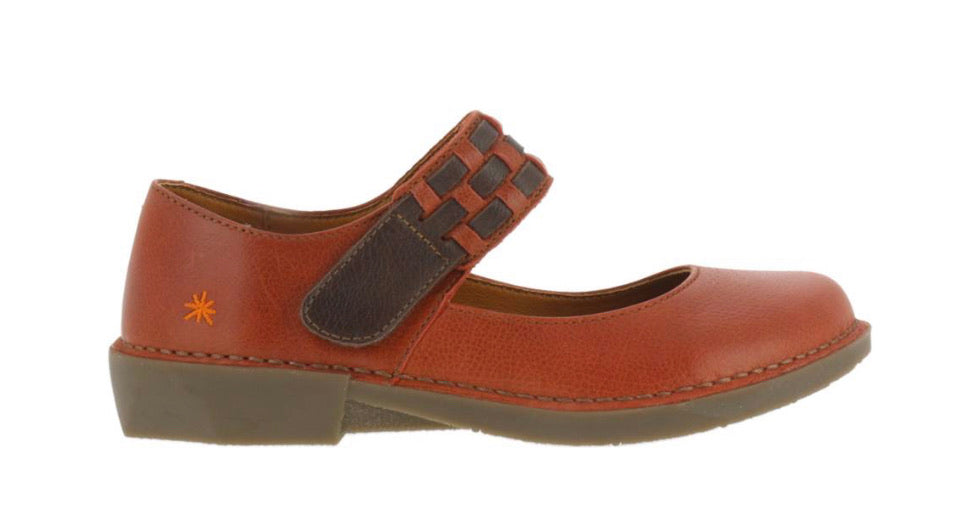 Art Ladies Shoes 1210 Petalo Mary Jane Made In Spain