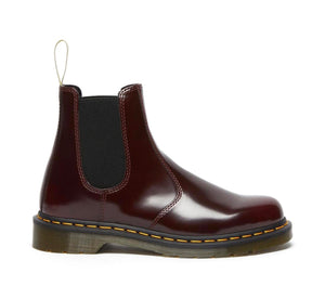 Dr. Martens 2976 Cherry Red Vegan Chelsea Boot