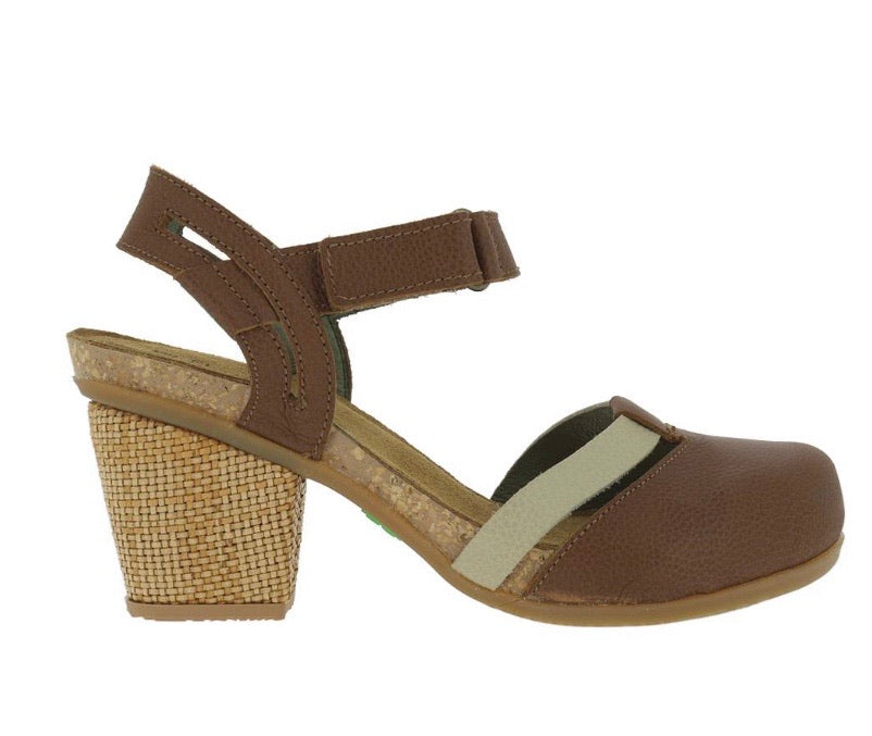 El Naturalista N5032 Wood Court Shoe Made In Spain