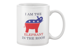 Load image into Gallery viewer, I Am the Elephant in the Room Mug