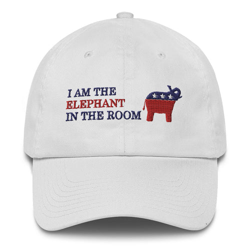 I am the Elephant in the Room Hat