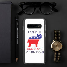 Load image into Gallery viewer, I am the Elephant in the Room Samsung Case