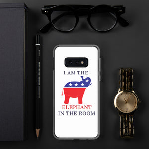 I am the Elephant in the Room Samsung Case