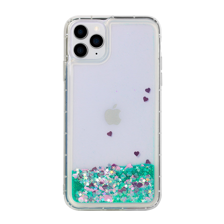 iPhone Case—Glitter Sand(For iphone XR XS Max X 6 6S 7 8 Plus 11 11Pro Max)