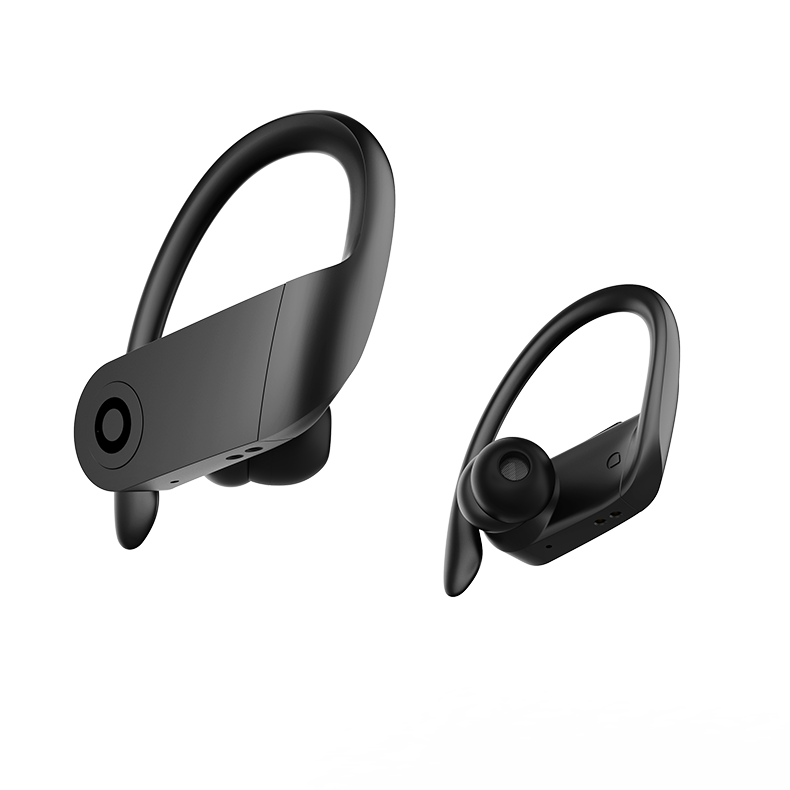 B10 sport Bluetooth earphone-Wireless charging