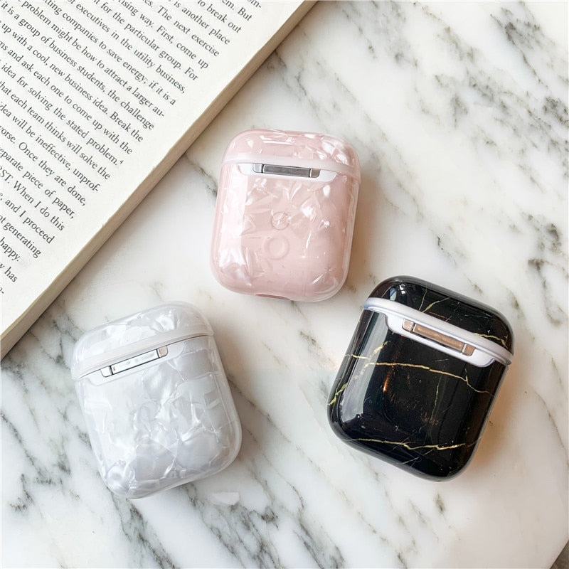 Marble For Airpods Case