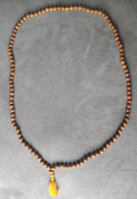 Load image into Gallery viewer, Sandalwood Mala Beads - Face Yoga Ireland