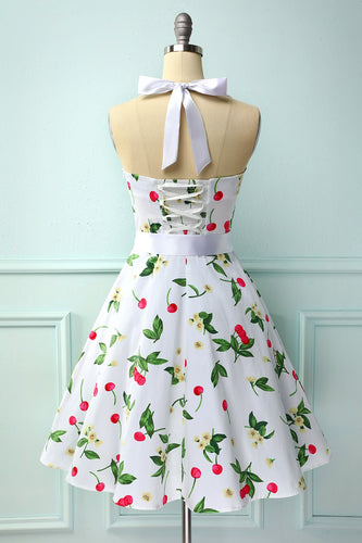Kirsche Pin Up Kleid