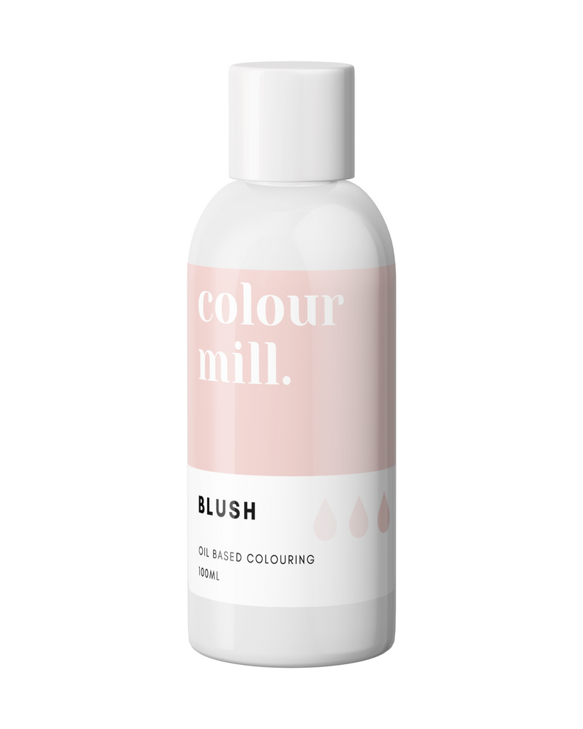 Oil Based Colouring 100ml Blush