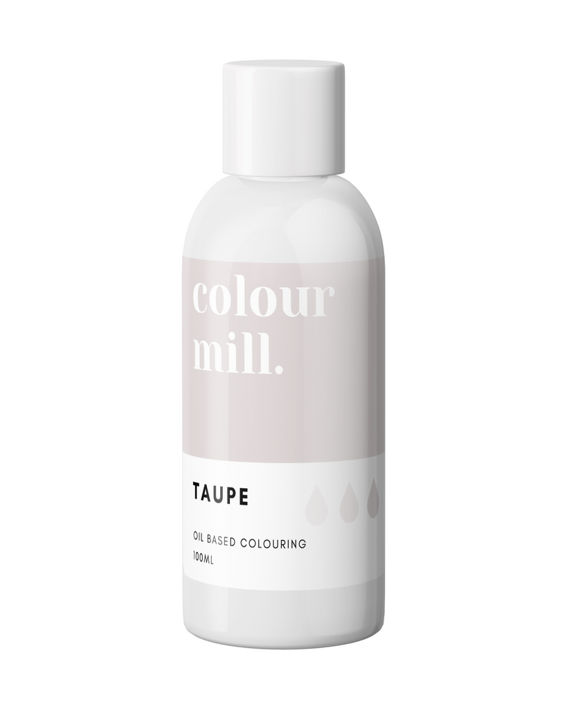 Oil Based Colouring 100ml Taupe