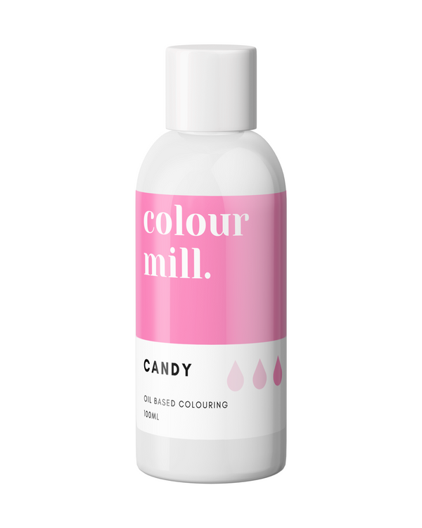 Oil Based Colouring 100ml Candy