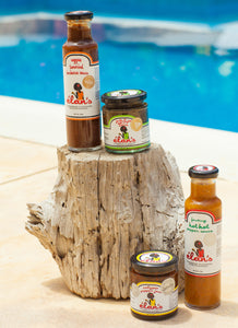 élan's caribbean flavours bundle Silver & Bronze Medal Winners Royal Melbourne Fine Food Awards & Sydney Royal Fine Food Show 2014