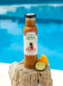 feeling hot hot pepper sauce Silver Medal Winner Royal Melbourne Fine Food Awards 2014
