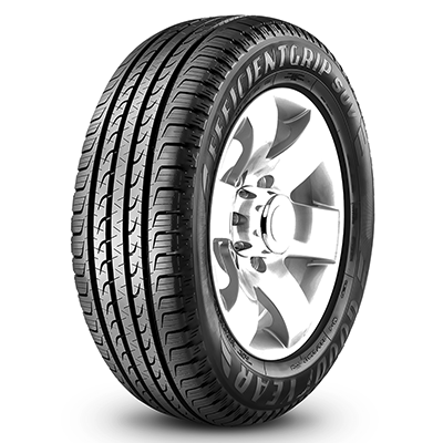 255/60/R18 GOODYEAR EFFICENTGRIP SUV 112V