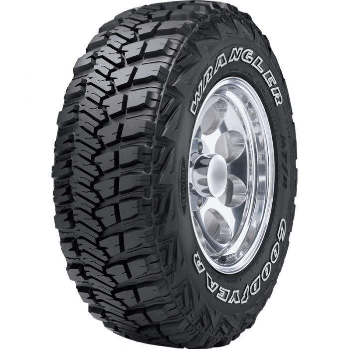 265/75/R16 GOODYEAR WRANGLER MT/R WITH KEVLAR 123/120Q