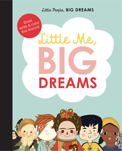 LITTLE ME BIG DREAMS JOURNAL