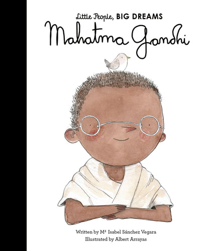 Little People Big Dreams Mahatma Gandhi children's book
