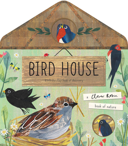 Bird House Children's book