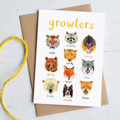 Sarah Edmonds Growlers card